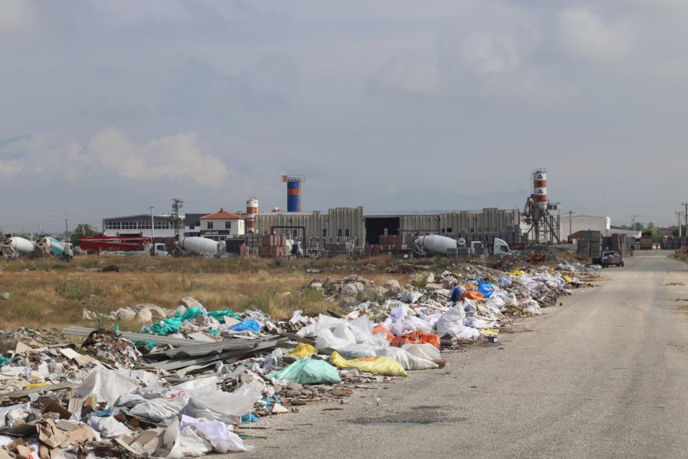 Belediye Hafriyat Atıkları Konusunda Uyardı