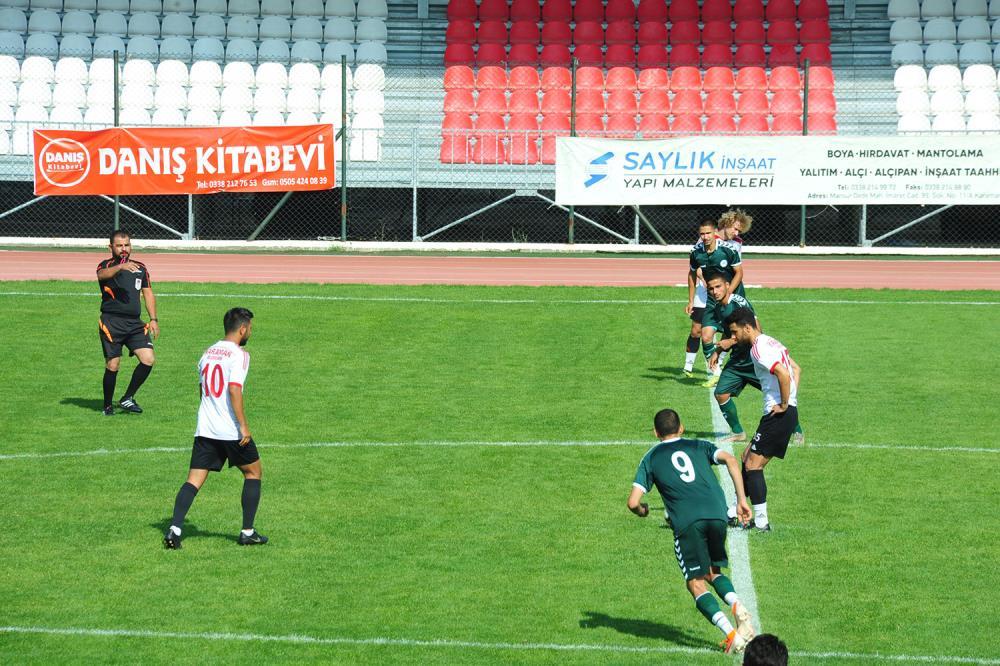 Belediye Spor Hazırlık Maçında Kazandı