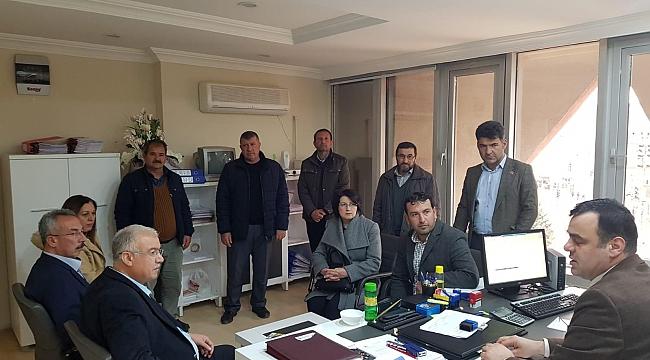 AK Parti İl Başkanı Çağlayan Şimdide Ayrancı'da
