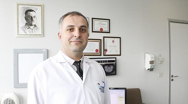 """Dr. Öğr. Üyesi Bağçacı: """"Kaplıca tedavisinde hastanın durumuna göre tercih yapılmalı"""""""