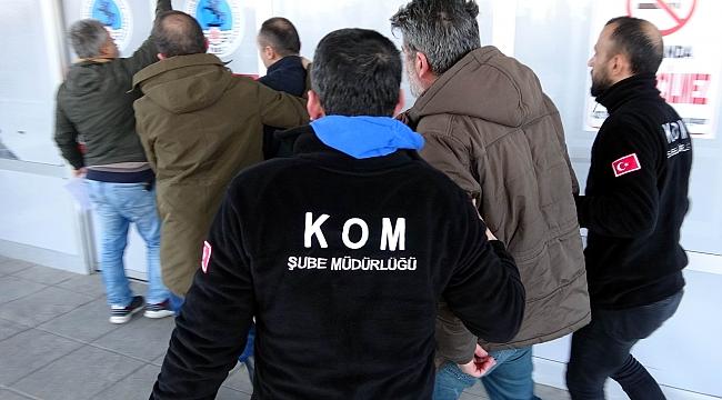 Karaman'da FETÖ/PDY operasyonu: 2 gözaltı