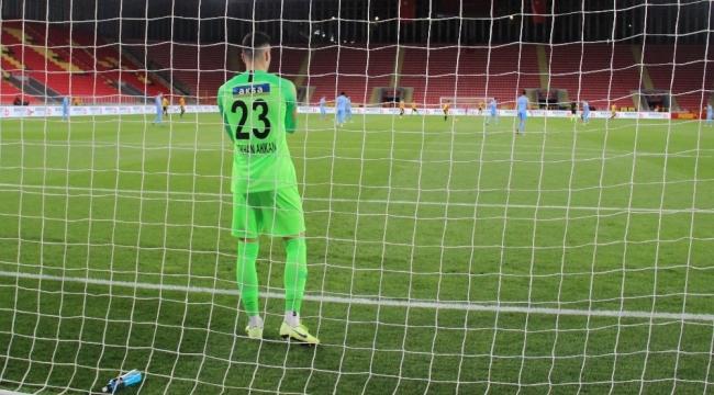 Süper Lig: Göztepe: 0 - Çaykur Rizespor: 0