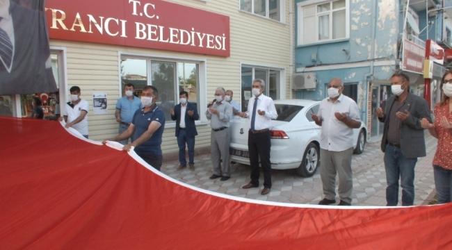 Ayrancı'da '19 Mayıs' coşkusu