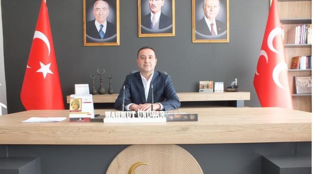 Başkan Ünüvar: Karaman'da devamlı suça karışan 300 kişilik bir kesim var