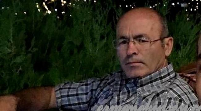 Ermenek'te Kestiği ağaç üzerine devrildi hayatını kaybetti