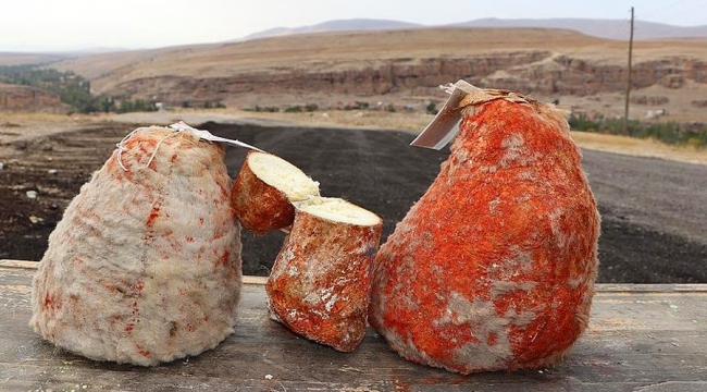 Karaman Divle Peyniri