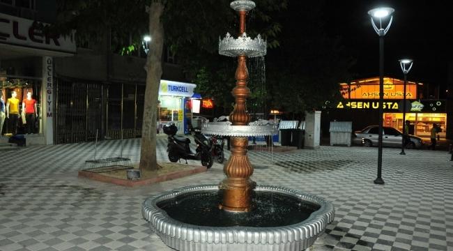 Karaman Belediyesinden çevre düzenlemesi