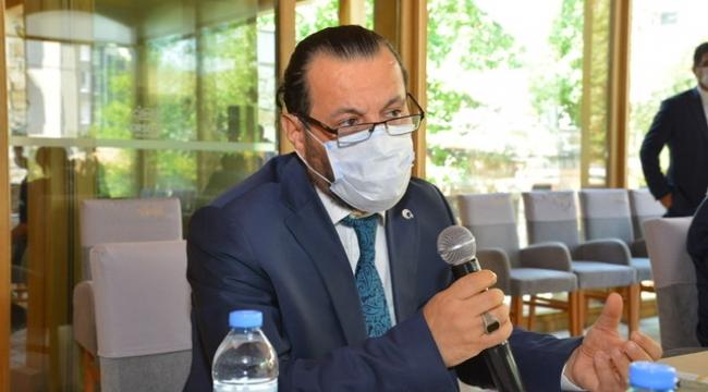 Rektörü Akgül Ahilik Haftası kutlamaları ve UNİKOP Üst Kurul Toplantısına katıldı