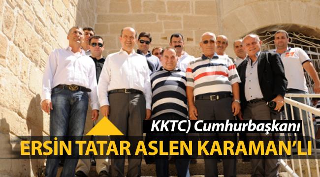Ersin Tatar Aslen Karamanlı