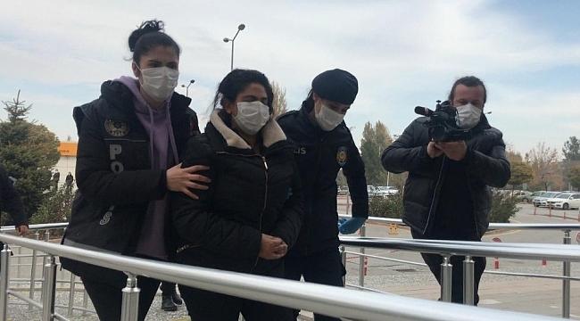 Eroinle yakalanan Kadir Şeker'in kurtardığı kadın ve birlikte yaşadığı kişi tutuklandı