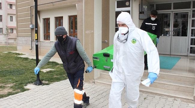 Karaman'da bir kadın banyoda ölü bulundu