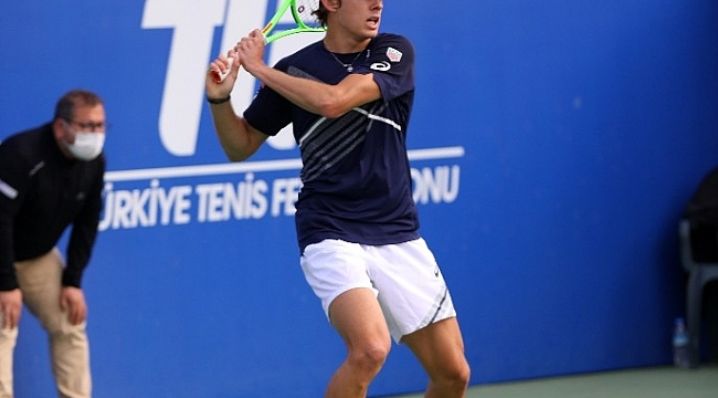 Antalya Open'da yarı final Zamanı