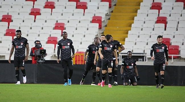 Ziraat Türkiye Kupası: D.G. Sivasspor: 2 - Adana Demirspor: 1