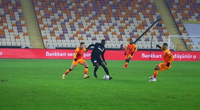 Ziraat Türkiye Kupası: Yeni Malatyaspor: 0 - Galatasaray: 0