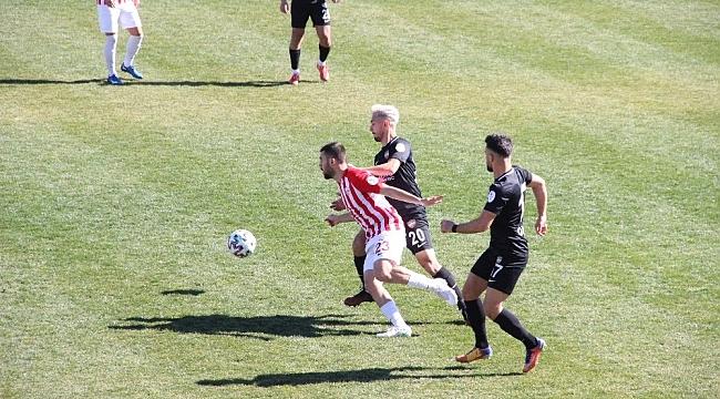 3. Lig: Karaman Belediyespor: 3 - Büyükçekmece Tepecikspor: 2
