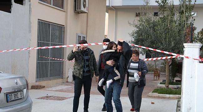 Antalya'da Doktor önce diyetisyen eşini öldürdü, ardından aynı silahla yaşamın son verdi