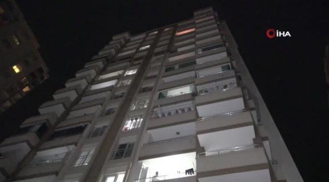 Son dakika haberleri | 13'üncü kattan aşağı düşen çocuk hayatını kaybetti