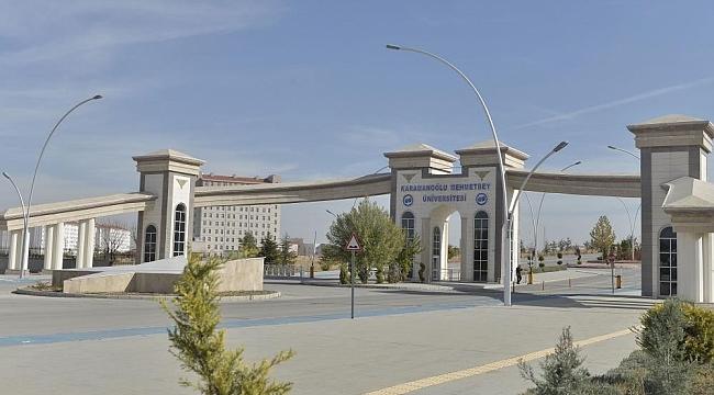 Karaman'da Uluslararası Karaman Yunus Emre ve Türkçe Bilgi Şöleni düzenlenecek