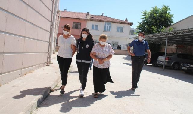 Konya'da Gurbetçinin 25 bin eurosunu çantasından çaldılar