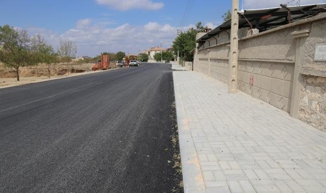 Karaman Belediyesi, Urgan Mahallesindeki asfalt çalışmasını tamamlandı
