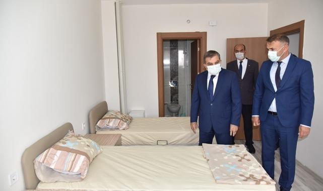 """Karaman Valisi Mehmet Alpaslan Işık: """"Öğrencilerin her türlü ihtiyaçlarını karşılayacağız"""""""