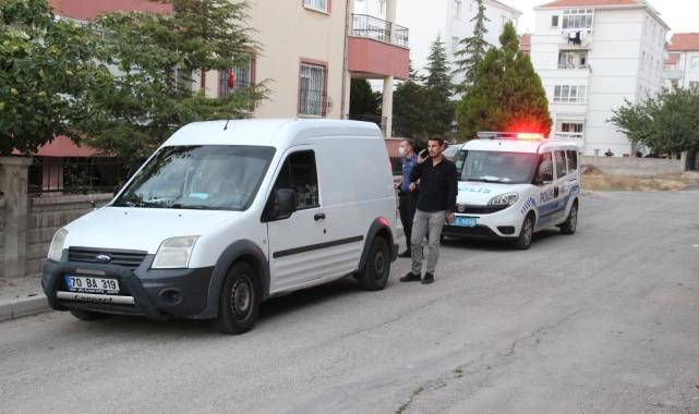 Karaman'da bıçaklı kavga: 1 yaralı