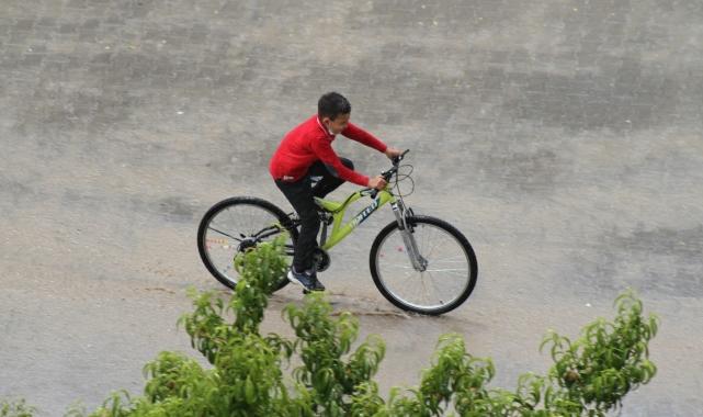 Konya'nın ilçelerinde yağış bereketi