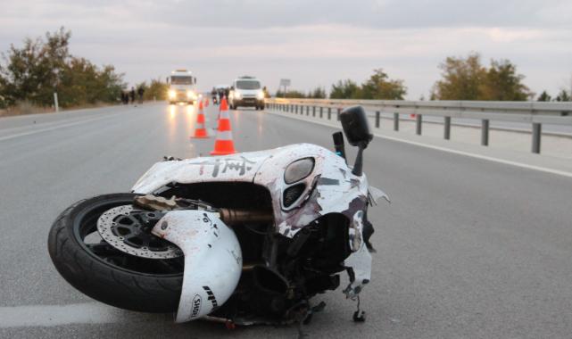 - Karaman'da öğretmenin hız motoruyla feci ölümü